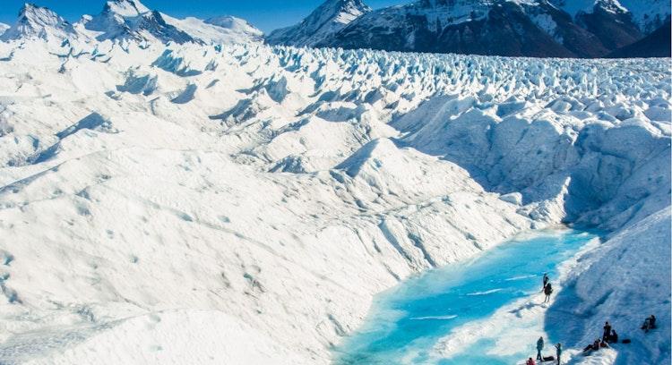 Big Ice Glaciar Perito Moreno en Ushuaia