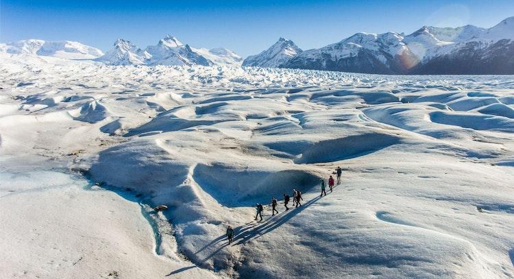 Big Ice en Ushuaia