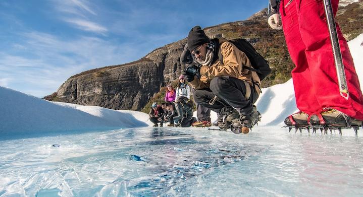 Trekking Big Ice Glaciar Perito Moreno en Ushuaia