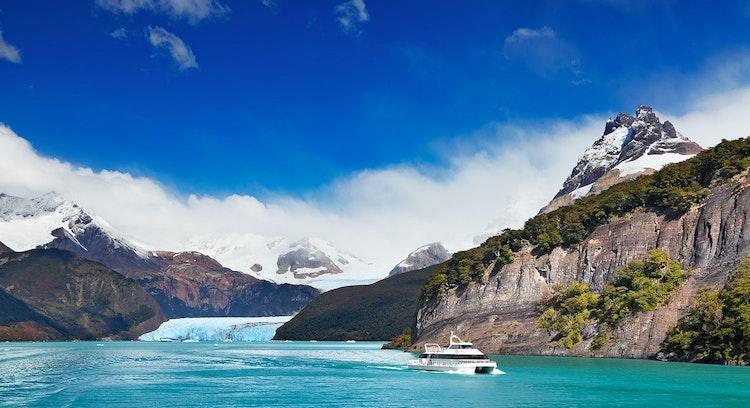 Navegación Todo Glaciares: Upsala y Spegazzini