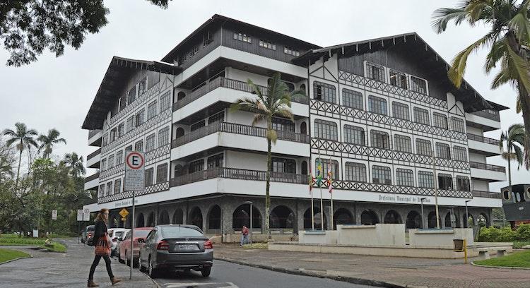 Hotel en Blumenau