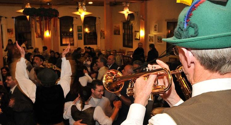 Música tradicional alemã no Brasil