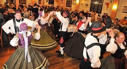 Noite Alemã: Jantar e Show