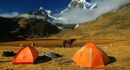 Cordillera Huayhuash Trek (10 days)