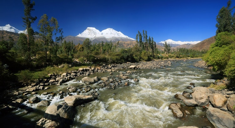 River Huascaran South Climb