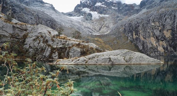 Churup Lake trek