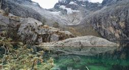 Trilha Lagoa Churup