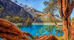 Trilha Lagoa Parón