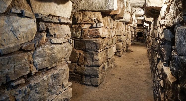 Chavin de Huantar Stones