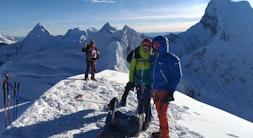 Snowcapped Mount Pisco Climb (3 days)