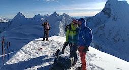 Subida à Montanha Pisco (3 dias)