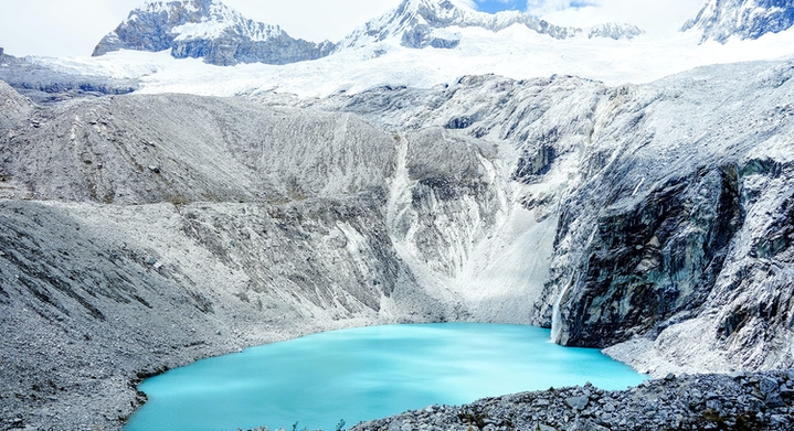 Trekking Cordillera Huayhuash (8 días)