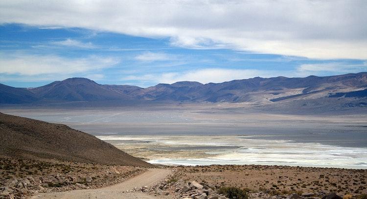 Salar de Huasco National Park
