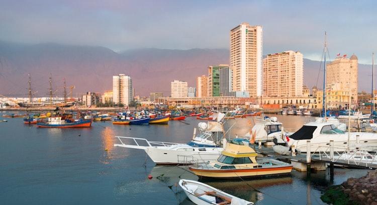 City Tour Iquique Chile