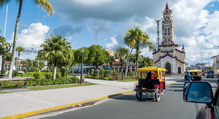 Full Day Iquitos