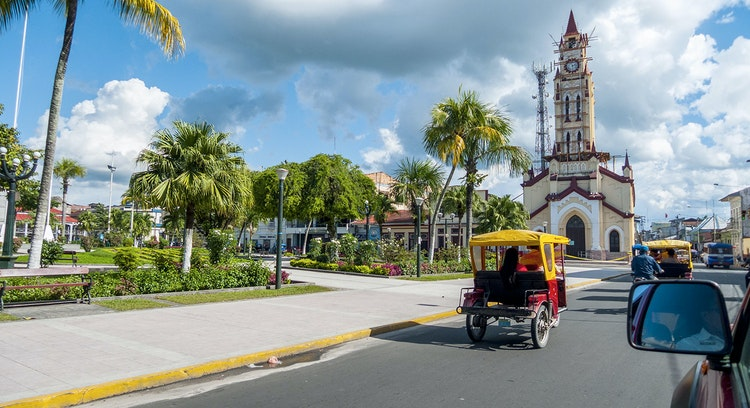 Iquitos Full Day