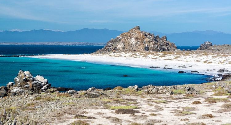 Isla Damas en La Serena