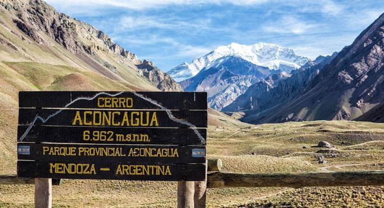 Aconcagua Trails