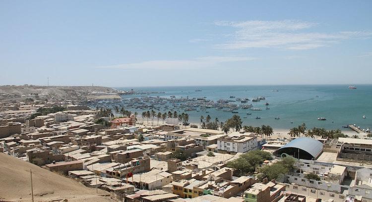 Puerto de Paita