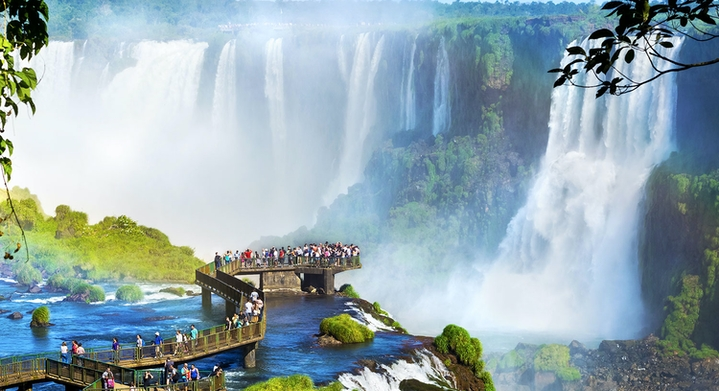 Catarats de Iguazú Argentina