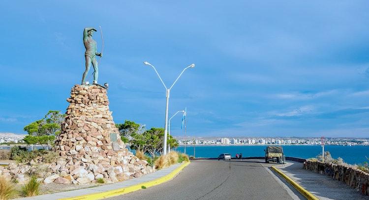 Monumento Tehuelche