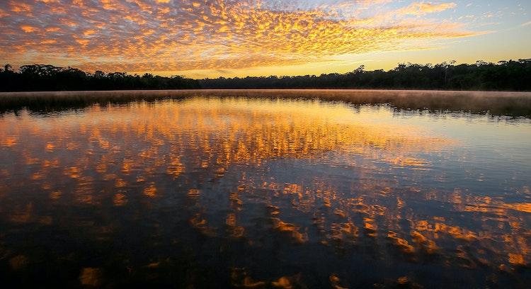 Lago Sandoval (2 días) actividad