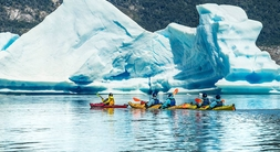 Grey Glacier Kayak