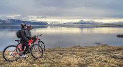 Passeio de Bicicleta Puerto Natales