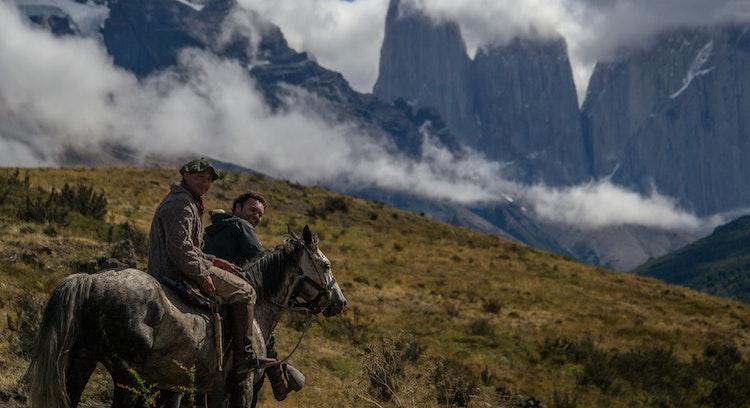 Cabalgata Cerro Paine en Chile