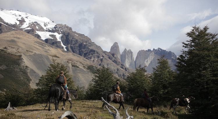 Cerro Paine en Puerto Natales