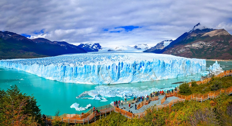 Geleira Perito Moreno full day tour