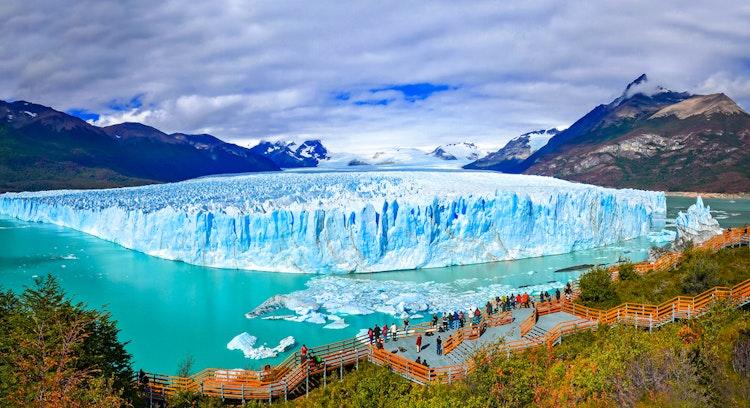 Perito Moreno Glacier Full Day from Puerto Natales