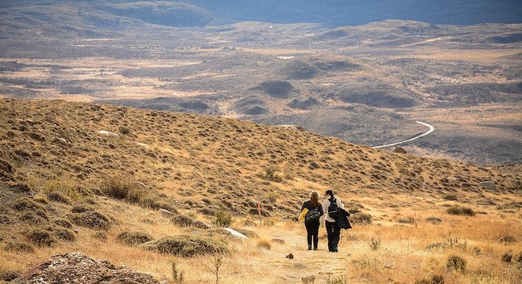 Paisagem patagônica