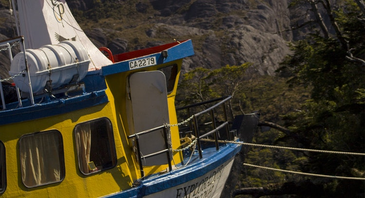 Refugio Flotante Explorador