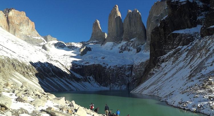 Base Las Torres del Paine