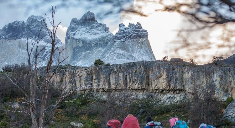 Cuernos das Torres del Paine