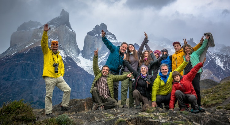 W Fast Track Torres del Paine (3 days)