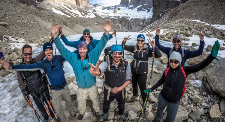 Torres del Paine Multisport (4 days)