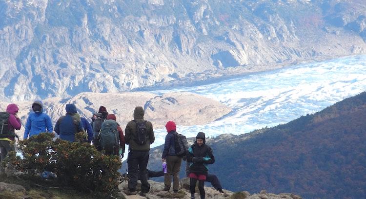 Trekking Glaciar Grey