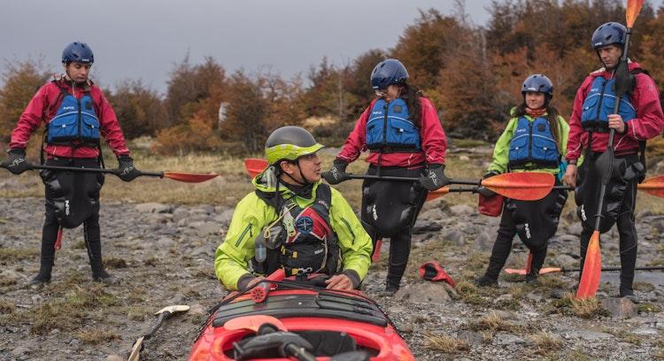 Briefing Kayak en Villa Río Serrano