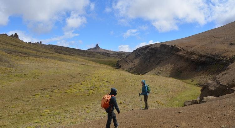 Sierra Baguales Trek