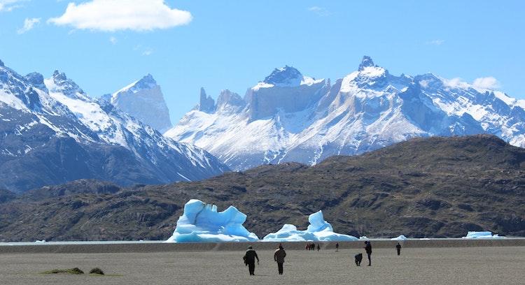 Patagonia Plan for 4 days