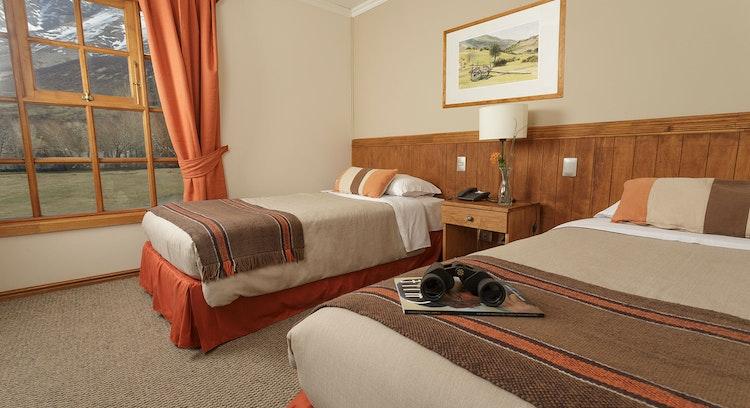 Las Torres Hotel Room