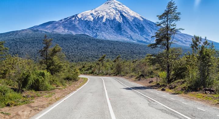 Ski en nieve tour Osorno