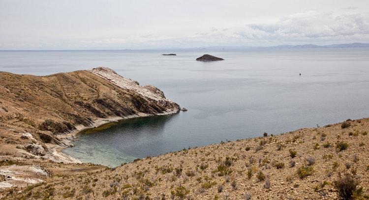 Isla del Sol desde Puno