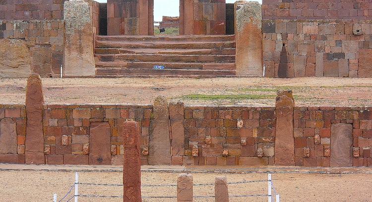 Sitio arqueológico Tiwanaku