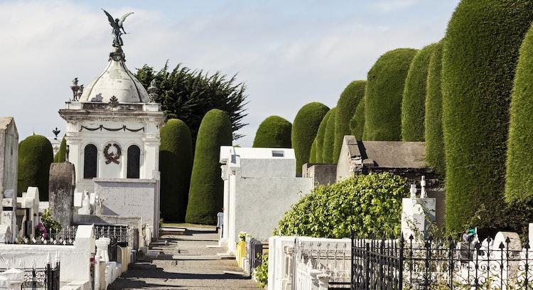 cementerio en punta arenas