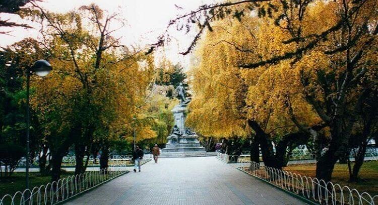 Square in Punta Arenas City Tour