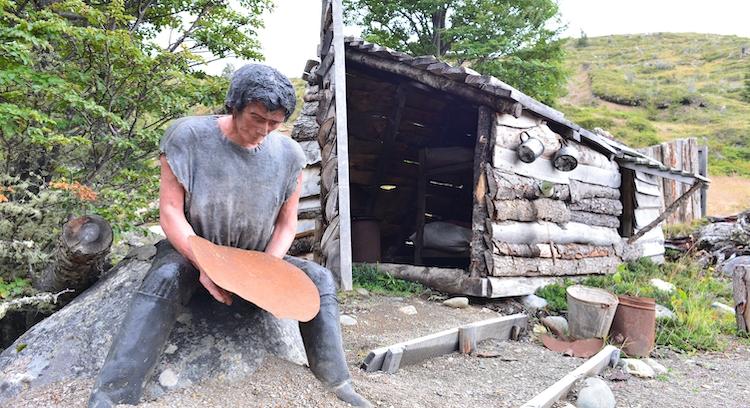 Costumbres de la Patagonia