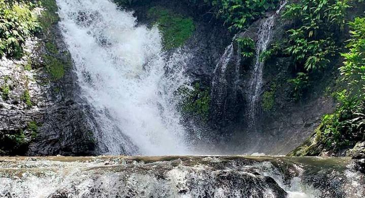 Cascadas de Tocori